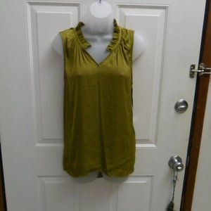 Rouched Neck Tank